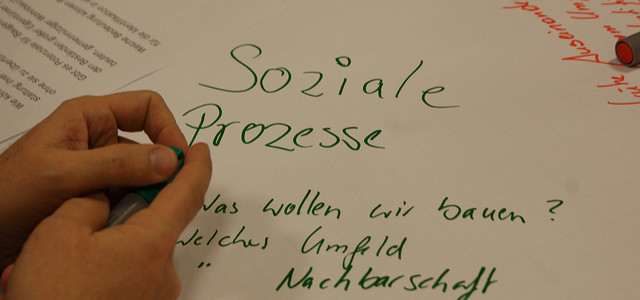 Integrierte Stadtentwicklung geht auch solidarisch: Mehr geförderter Wohnraum!